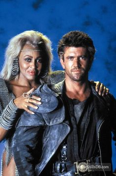 """Mad Max: Beyond Thunderdome"" - Tina Turner & Mel Gibson.  George Miller, Director - 1985"