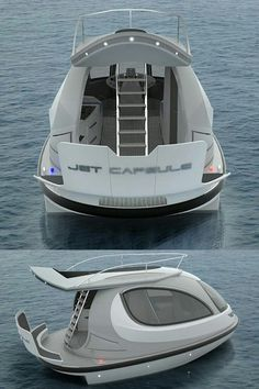 Pedal powered shanty boat the 186 x 6 escargot is a pedal jet capsule fandeluxe Gallery