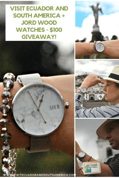 Visit Ecuador and South America + JORD Wood Watches – $100 Giveaway! Jord Wood Watches, Cave Hotel, South America, Latin America, Spanish Speaking Countries, Just Dream, How To Speak Spanish, Train Rides, Plan Your Trip