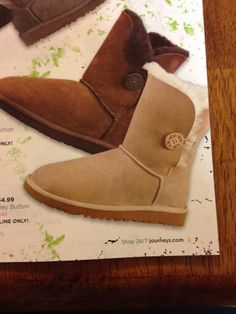 Creme colored ugg boots maybe tall??