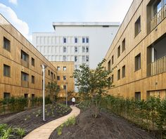 Transformation of Office Building To 90 Apartments / MOATTI-RIVIERE