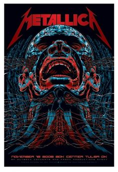 Great Illustrative Poster Design by Ken Taylor