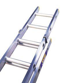 Cuprum Aluminium Extension Ladder 405 Series Ladder