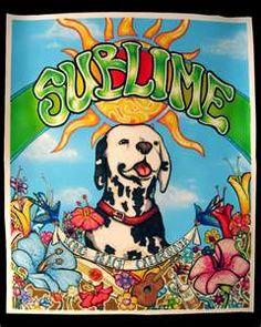 Lou Dog. Sublime's mascot.