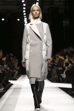 Sacai Ready To Wear Fall Winter 2014 Paris - NOWFASHION