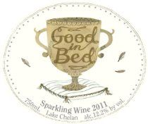 2011 Hard Row to Hoe Good in Bed Sparkling Pinot Noir 750 mL #wine #winelabels #redwine #whitewine