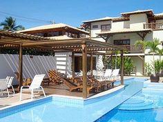 Apartamento para alugar na Praia do Forte, Litoral Norte da Bahia - Costa dos Coqueiros
