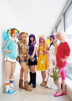 my little pony: friendship is magic cosplay