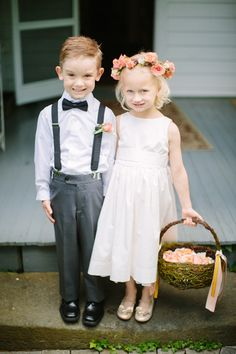 little belles + beaus! | Sam Stroud #wedding