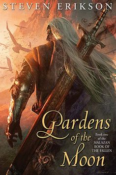 Steven Erikson is a master at creating worlds. The Malazan Book of the Fallen series is Fantasy on a masterpiece level.
