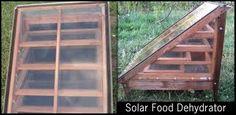 Solar Food Dehyrator