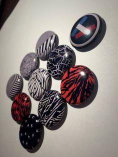 Twenty One Pilots Pins 11 Button Bundle 2 Logos  by Noahmeta