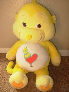 Care Bear Cousin Playful Heart Monkey