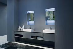 New bathroom collection: Panta Rei XL by Antonio Lupi Antonio Lupi Design Spa