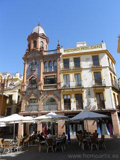 Plaza del Pan #Sevilla