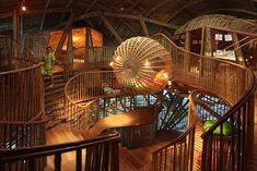 interior, tree houses, thailand, children, resort