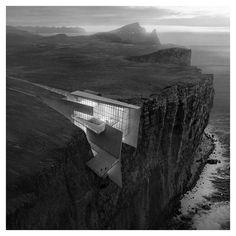 styletaboo:  Alex Hogrefe - Cliff Retreat in Iceland [2016]