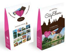 CityChocs New Packaging Limburg