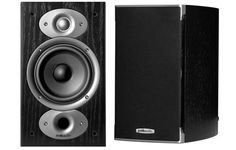"""Polk Audio RTI A1 Bookshelf Speakers (Pair, Black)           $ 223.00 Home Audio Speakers Product Features Pair of real wood bookshelf speakers with all MDF construction and resonance-free enclosures Equipped with one 5.25-inch dynamic balance mineral/polymer composite cone driver Features Power Port technology to reduce """"chuffing"""" or """"port noise"""" Equipped with one 1-inch silk/polymer composite dome tweeter Features a neodynium magnet, low viscosity ferro-fluid […]  http://.."""