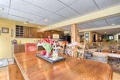 LL Dining-Living & Kitchen view #Narvon #PA #homesforsale #realestate #pennsylvania