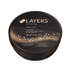 Sugar Cookie Layers Body Butter    Warm, sweet blend of butter, sugar, and creamy vanilla.