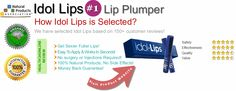 Natural Lip Plumper, Natural Lips, Beautiful Lips, How To Apply, Nature, Hair, Naturaleza, Nature Illustration, Off Grid
