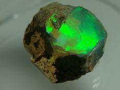 Opal hydrophane / Ethiopia,