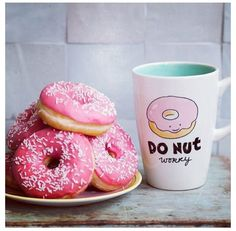 Donuts - Do nut