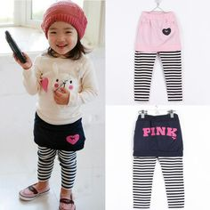 55ff195144359 2014 spring and autumn letter girls clothing baby child culottes legging  trousers kz-0268 $9.60. Amy Zhong · Kids Pants