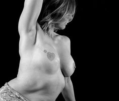 Creative tattooing instead of nipple reconstruction following a mastectomy. Great pics from the Perfect Scars book project. [p-ink.org]