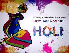 Happy Holi Quotes, Happy Holi Images, Happy Holi Wishes, Happy Valentines Day Gif, Holi Photo, Holi Festival Of Colours, Festival Image, Indian Festivals, Hare Krishna
