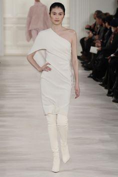 Défilé Ralph Lauren prêt-à-porter automne-hiver 2014-2015|25