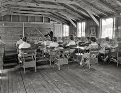 Little Red House School: 1935, West Virginia