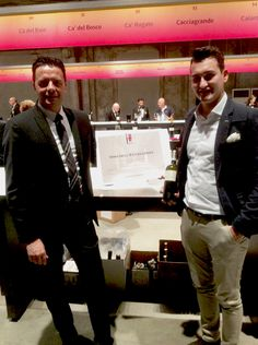 Our Monte Fiorentine 2013 received a wonderful prize during the presentation of the guide book L'Espresso 2015 #VinodellEccelenza #CaRugate