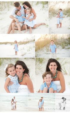 Mandy Haber Photography - Orange Beach, Alabama Beach Photographer (blues always look beautiful on the beach! Orange Beach, Blue Beach, Family Beach Pictures, Beach Photos, Family Pics, Beach Sessions, Photo Sessions, Beach Portraits, Family Portraits