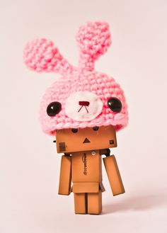 Pink Danbo