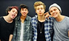 5 Seconds of Summer Band | On the Charts: Aussie Boy Band 5 Seconds of Summer Almost Dethrone ...