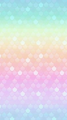 Mermaid scales–hmmm…I can see this as a quilt. Mermaid scales–hmmm…I can see this as a quilt. Rainbow Wallpaper, Pastel Wallpaper, Trendy Wallpaper, Pretty Wallpapers, Galaxy Wallpaper, Screen Wallpaper, Pretty Phone Wallpaper, Cute Backgrounds, Iphone Backgrounds