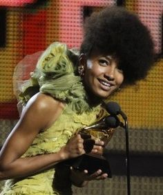 Esperanza Spalding. Read my article about naturalistas in the media now!