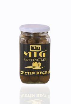 Bademli Zeytin Reçeli