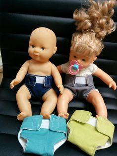 Find her mit mønster på DIY - Simpel dukkeble til børnenes dukkeleg Doll Clothes Patterns, Clothing Patterns, Sewing Patterns, Doll Toys, Baby Dolls, Baby Born Clothes, Stuffed Toys Patterns, Diy Baby, Children