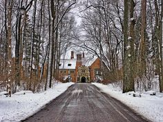 The Dodge Mansion, Lakeshore Drive, Grosse Pointe, MI