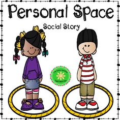 Personal space is a social skill that some students struggle with. This social story will help teach your students to stay in their own personal space. You may also be interested in this resource: