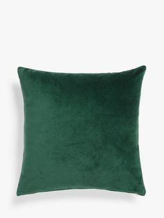 Buy Saffron John Lewis & Partners Velvet Cushion from our Cushions range at John Lewis & Partners. Buy Saffron, Shell Station, Cushion Filling, Velvet Cushions, New Living Room, Cotton Velvet, Home Collections, John Lewis, Color Pop