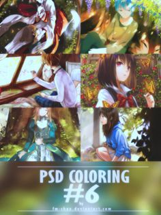 PSD Full Color