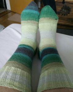 First socks, 11.10. 2016