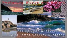 Superior Woods and Waters Photography Workshop. Near Wawa, Lake Superior, Ontario