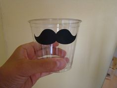 35 Mustache Cups  9 0z by theflutterfly on Etsy, $12.50