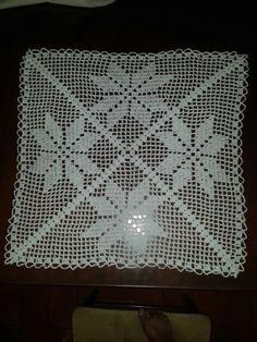 Crochet Lace Edging, Crochet Patterns, Fillet Crochet, Crochet Tablecloth, Crochet Accessories, Crochet Projects, Lockers, Blanket, Design