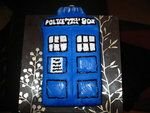 Tardis Cake by ~Jadedroseseal on deviantART